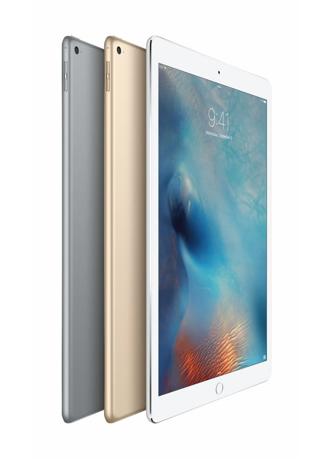 apple ipad pro an insanely powerful and sleek 12 9 inch tablet. Black Bedroom Furniture Sets. Home Design Ideas