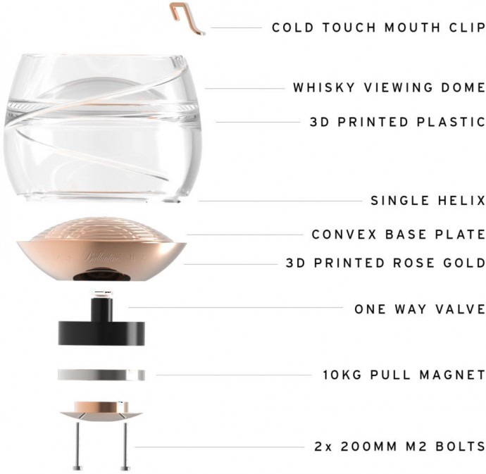 microgravity whisky glass 2