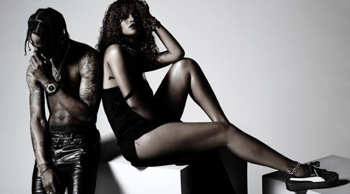 Rihanna's Puma Creepers are here and you can buy them : Luxurylaunches