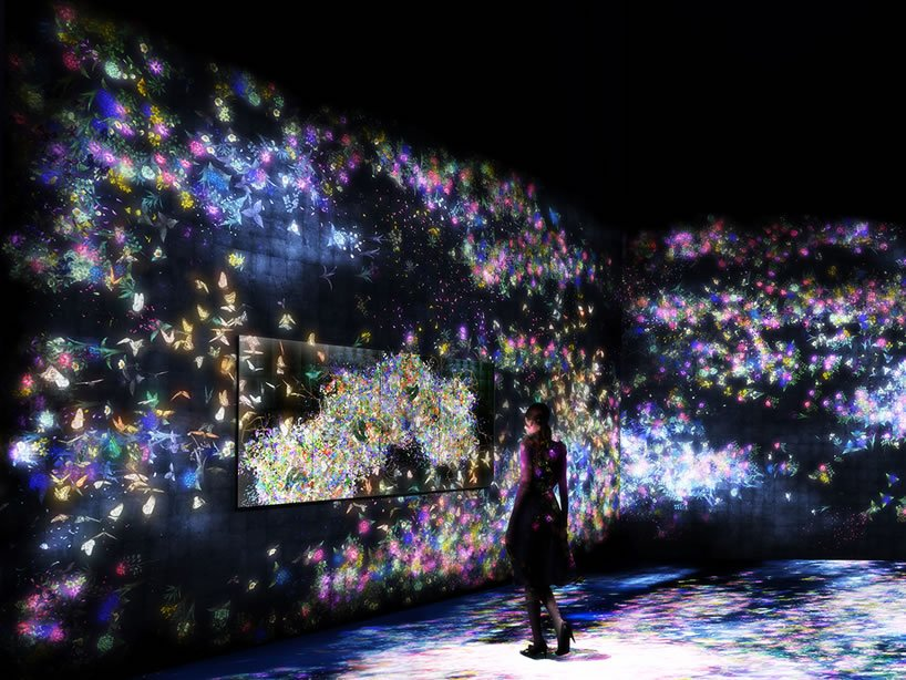 teamlab sends a flutter of butterflies 2