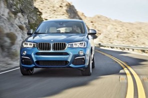 1 BMW X4 M40i