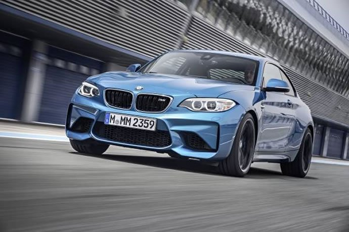 BMW Unleashes The M A Cylinder Beast That Youll Learn To Love - 6 cylinder bmw