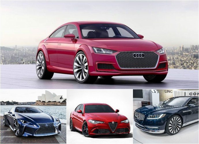 10 most anticipated luxury cars of 2016. Black Bedroom Furniture Sets. Home Design Ideas
