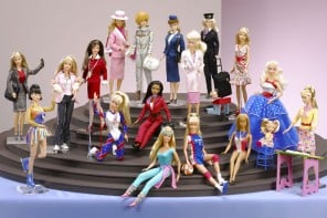 Barbie and her many careers, more than 156 since 1959
