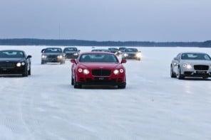 Bentayga makes Power on Ice Debut  (2)