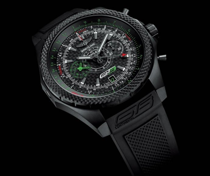 Breitling tribute to Bentley 1