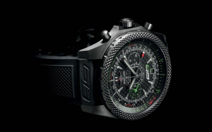 Breitling tribute to Bentley 4