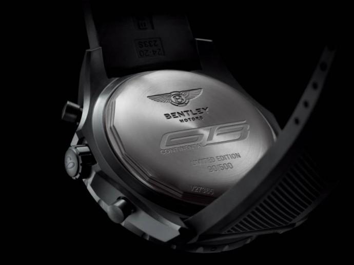 Breitling tribute to Bentley 5