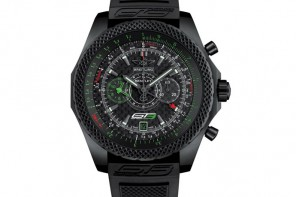 Breitling tribute to Bentley 6
