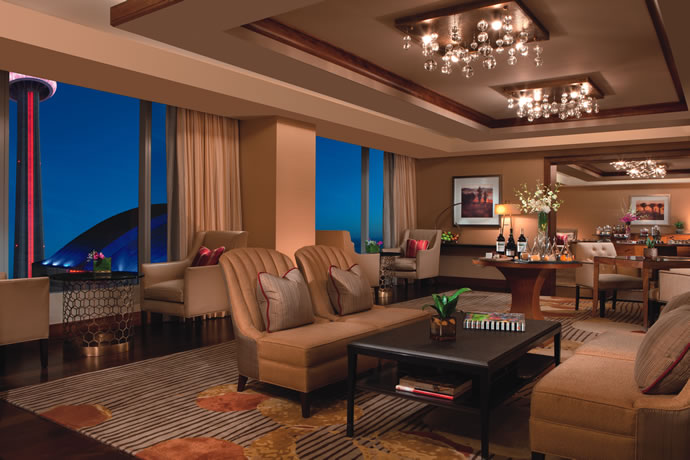 Review Ritz Carlton Toronto Trendy Luxurious And