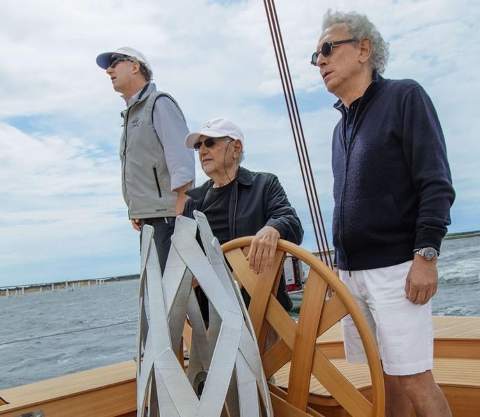 Gehry Yacht 3