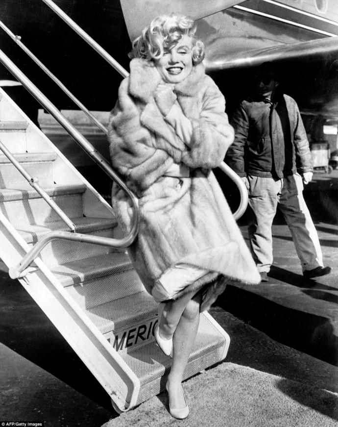 Glamorous air travel 3