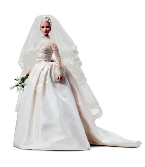Grace Kelly Barbie, 2011