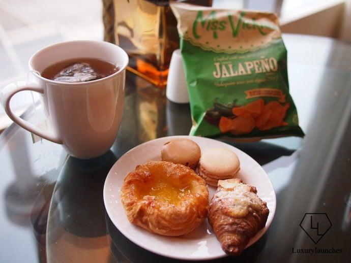 Club Lounge - Afternoon Tea