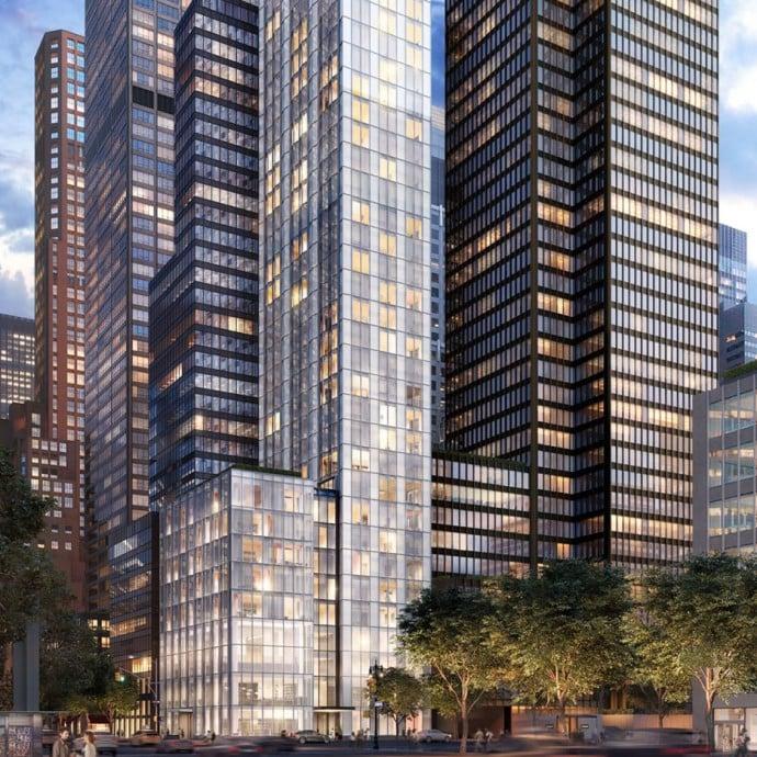 Manhattan luxury tower 1