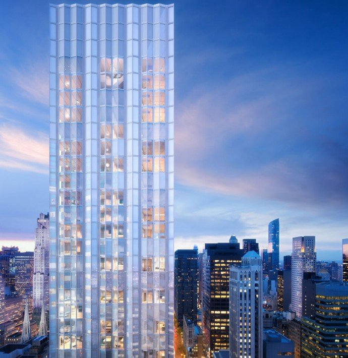Manhattan luxury tower 2