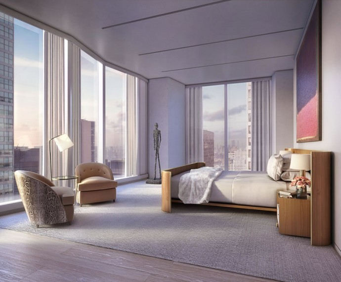 Manhattan luxury tower 8