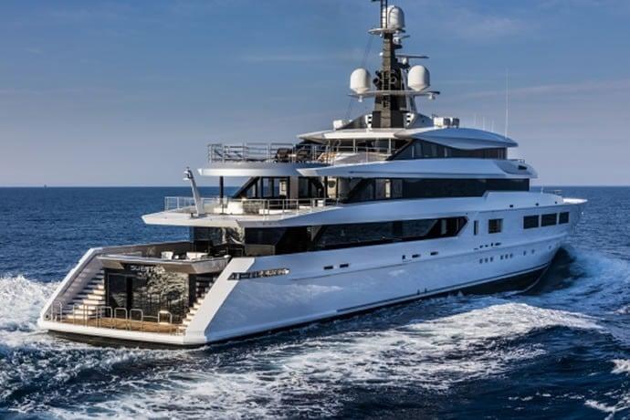 Monaco Yacht Show 2