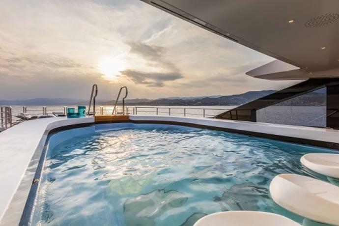 A Look Inside The Ultra Luxurious 228 Foot Long Suerte