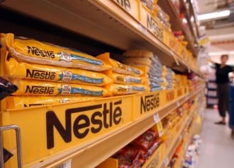Nestle chocolate