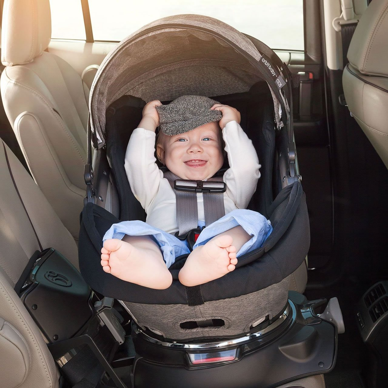 Orbit baby stroller 1