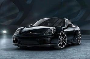Porsche Cayman Black Edition 1