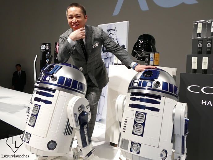 Most Expensive Cars >> Life-size moving R2D2 fridge that has an inbuilt projector is available for pre-order