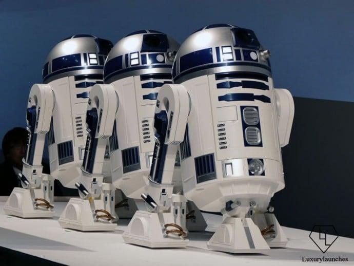 R2D2 robot 2