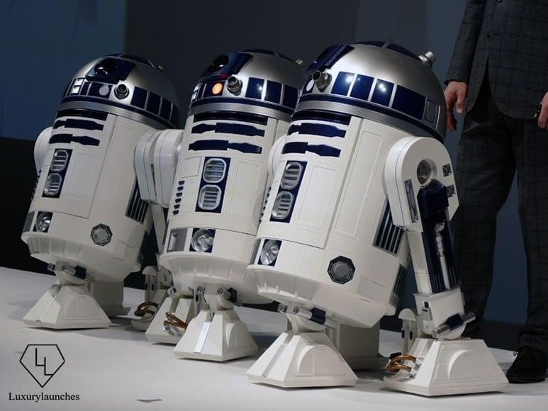 R2D2 robot 3