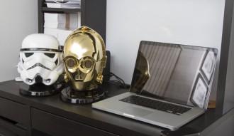 Rose Gold C-3PO 1