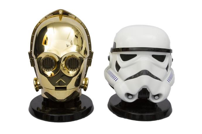 Rose Gold C-3PO 3