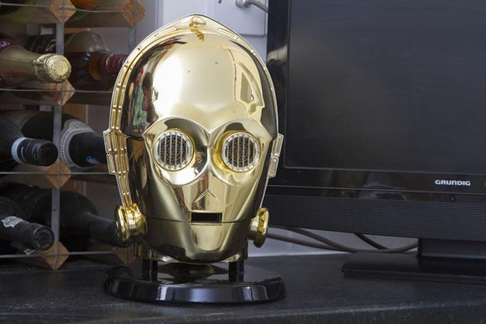 Rose Gold C-3PO 4