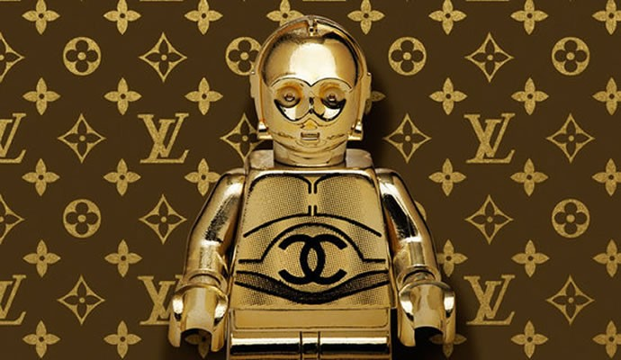 Star Wars x LV - Coco Chanel artwork