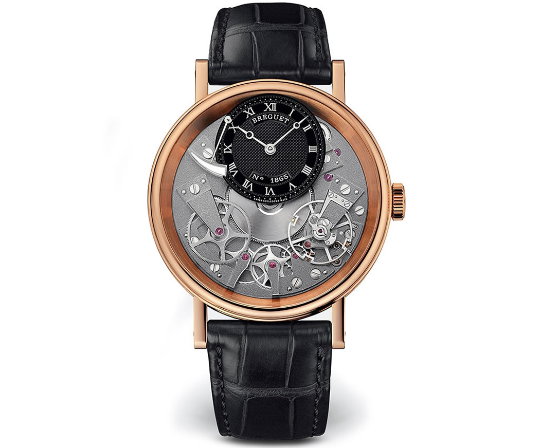 The Breguet Tradition