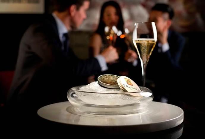 alams caviar bar