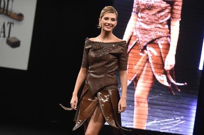 chocolate dress 7