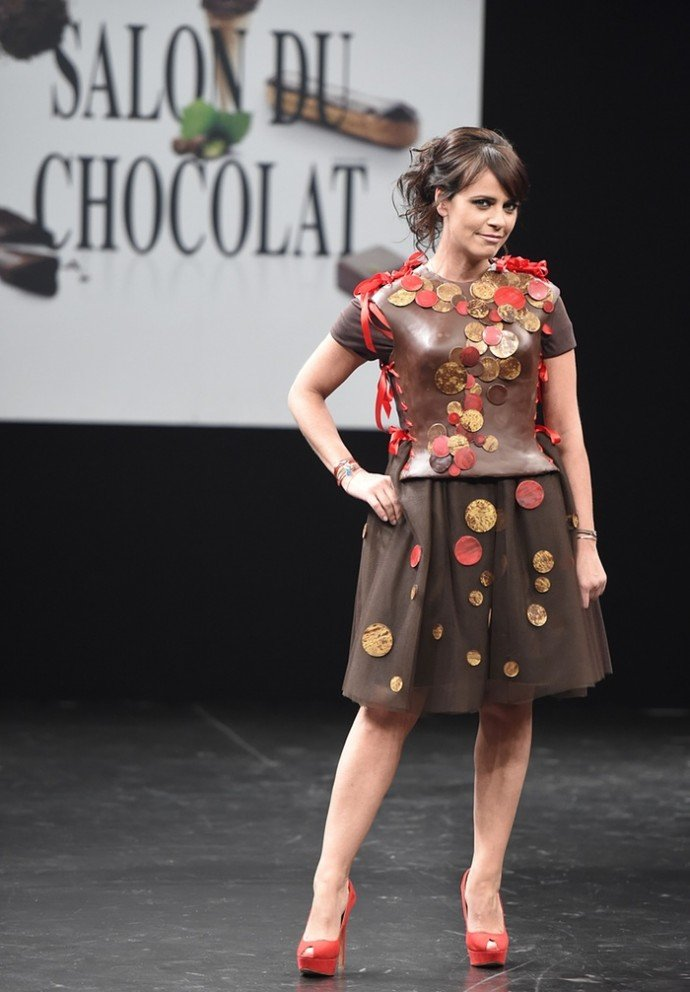 chocolate dress 8