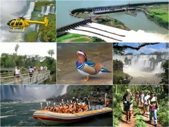 das Cataratas collage