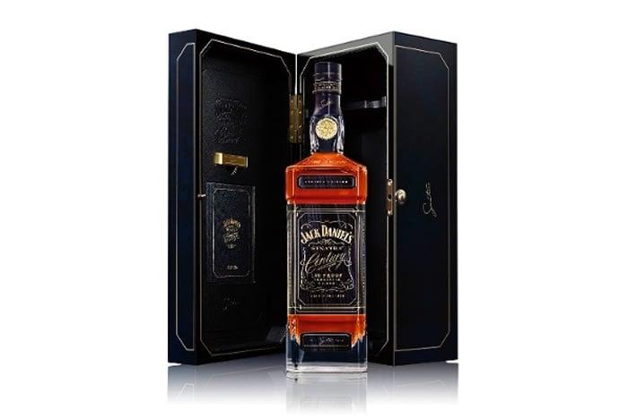 Jack Daniels Sinatra Century - A limited edition whiskey ...