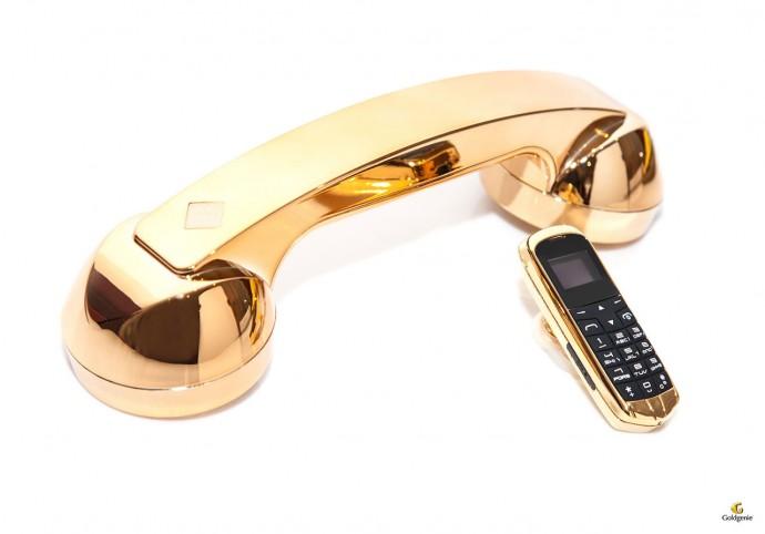 24k Gold Earpiece (2)