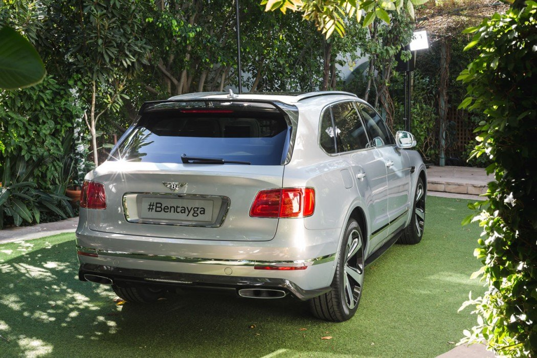 Bentley debuts Bentayga First Edition (1)