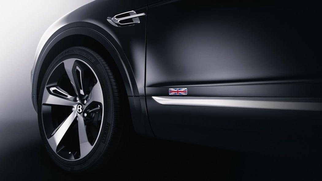 Bentley debuts Bentayga First Edition (3)