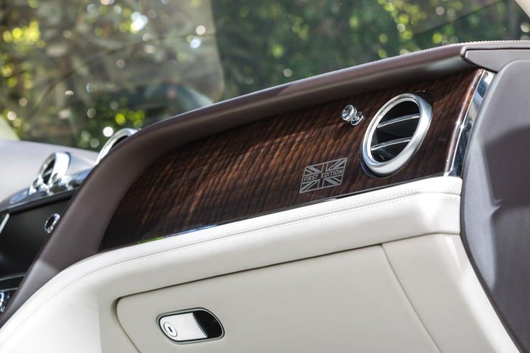 Bentley debuts Bentayga First Edition (6)