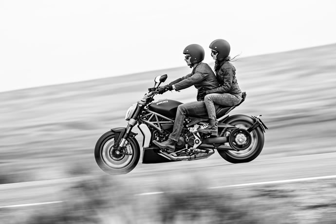 The best of all worlds - Ducati XDiavel power cruiser