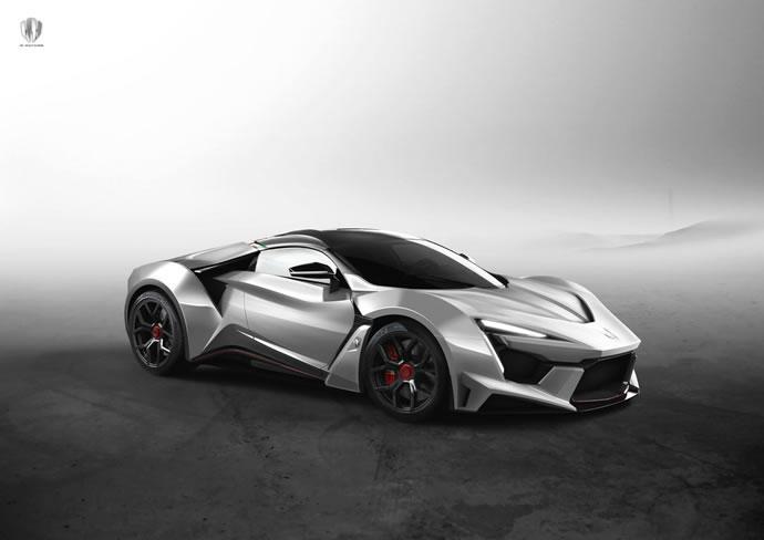 W Motors Fenyr >> W Motors Introduces 900 Bhp Fenyr Supersport That Crosses The 400
