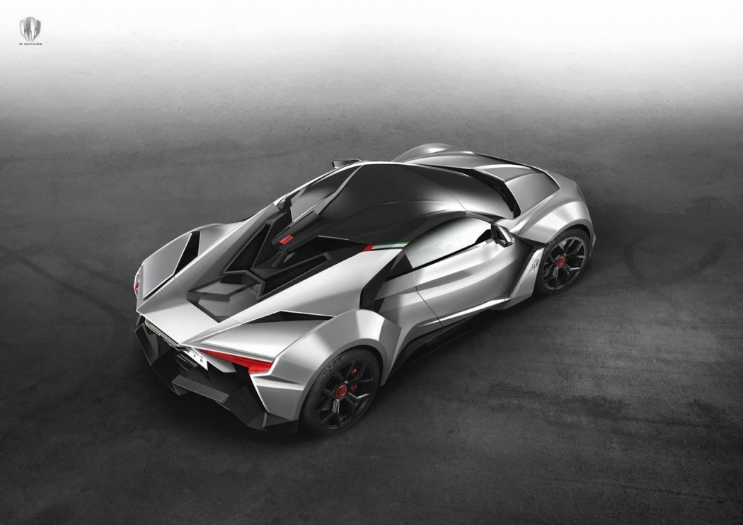 Fenyr SuperSport 5