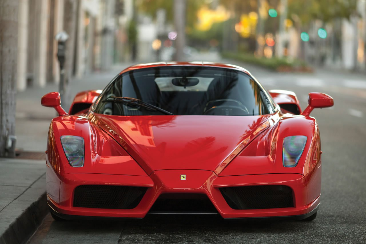 floyd mayweather s ferrari enzo may kick a 3 million punch at sotheby s next month. Black Bedroom Furniture Sets. Home Design Ideas