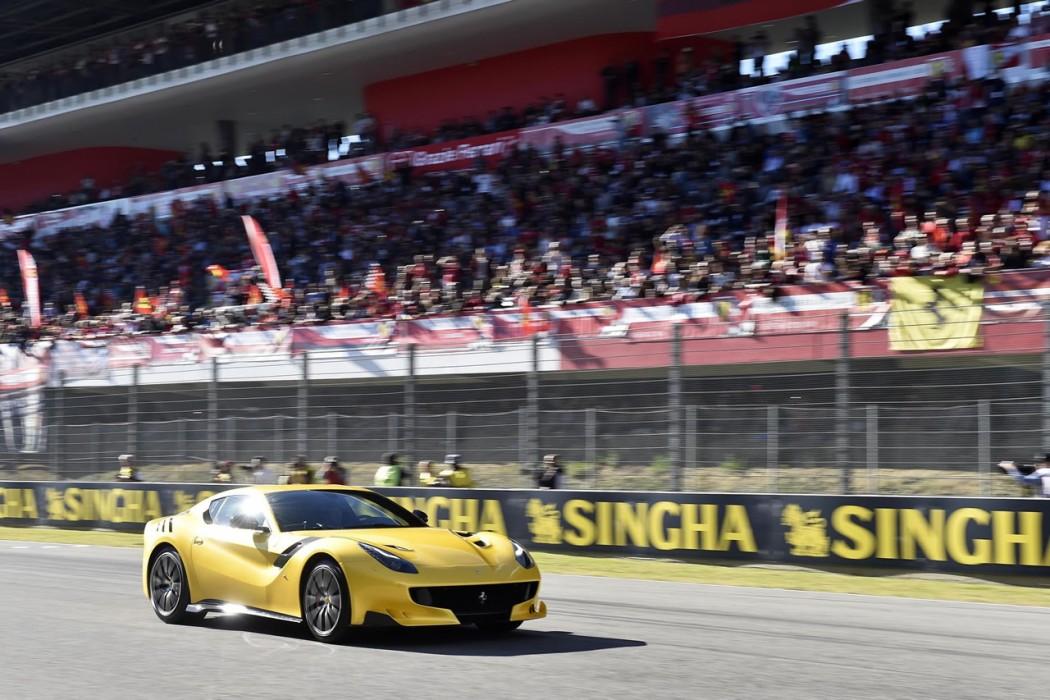Ferrari F12 Mondiali 1