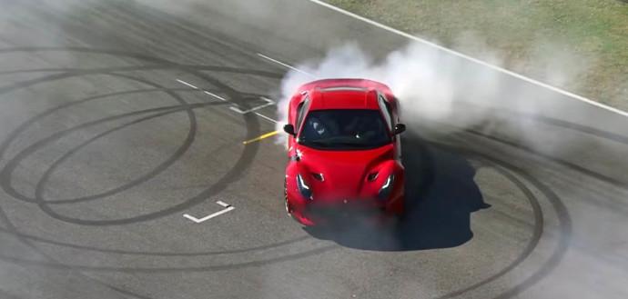 Ferrari F12 Mondiali 2