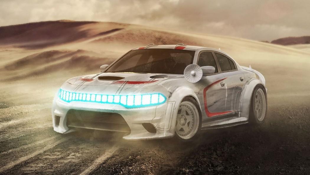 Han Solo's Millennium Hellcat.